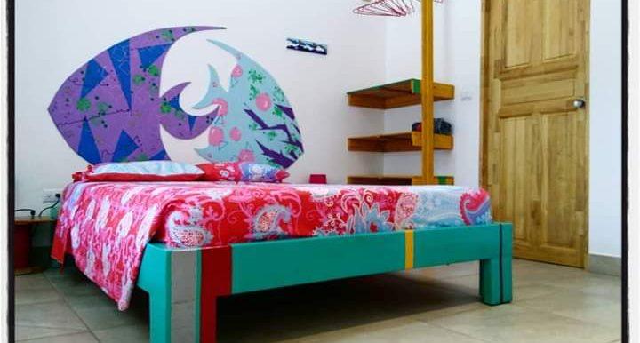 Ceiba Roja Bedroom
