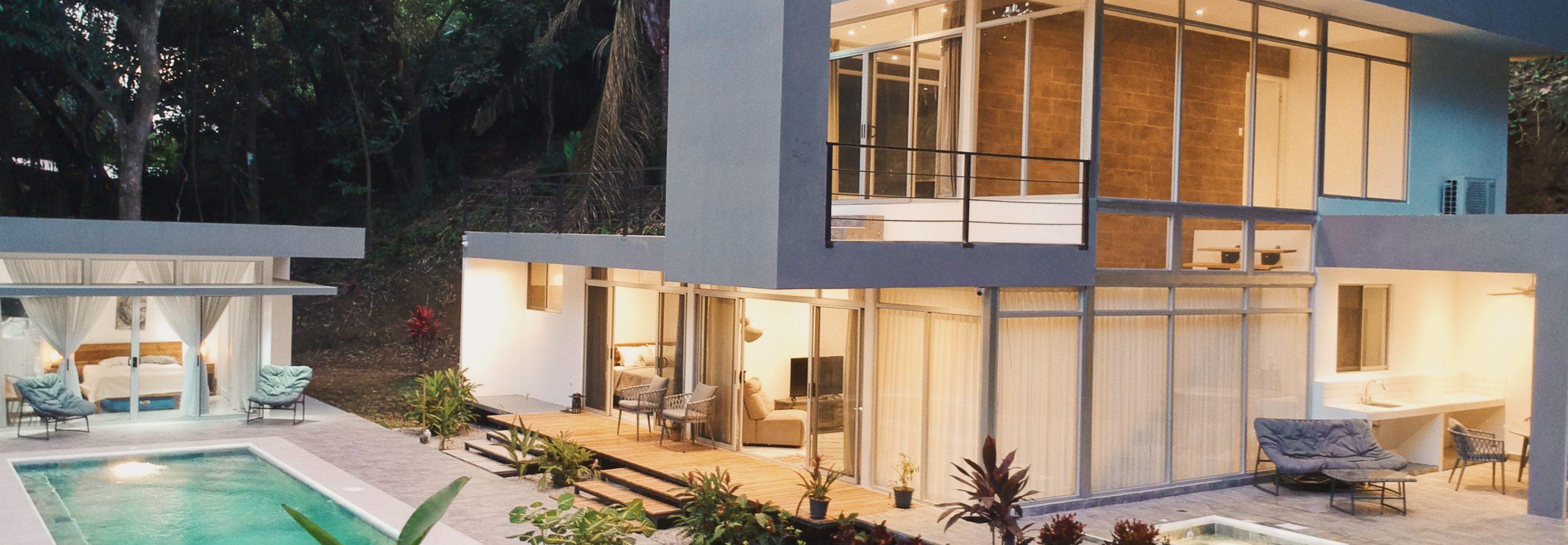Brand New Jungle Home In Samara!